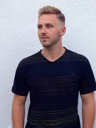 men u0027s short hairstyle 1950 u0027s short on sides long on top my