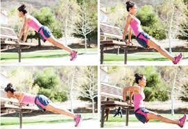Workouts With A Bench The Ultimate Obstacle Course Workout U2013 Experience Life