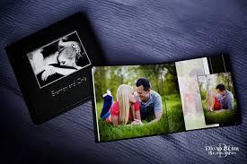engagement photo album chris and shannon s engagement album david blair photography