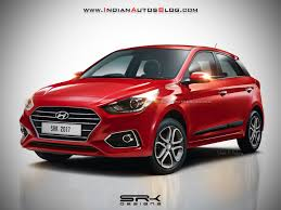 2018 hyundai i20 spotted in europe with bolder led drls