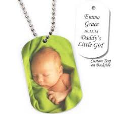 baby dog tags personalized gifts by category by engraved gift collection