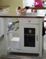 rustic farmhouse style kitchen island makeover diy farmhouse on kitchen island after 1