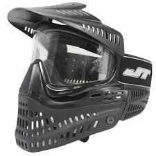 j t jt proflex paintball mask