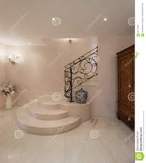 luxury mansion staircase stock photo image 65012560