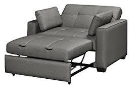 amazon com serta sofa sleeper convertible into lounger love
