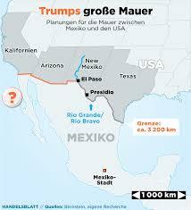 Border Patrol Checkpoints Map Ortsbesuch An Der Us Grenze Zu Mexiko Im Schatten Der Mauer