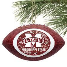 mississippi state university ornaments mississippi state