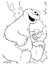 awesome cookie monster coloring pages 18 picture coloring