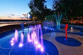 led fountain lights underwater gnh uw 12 3w b rgb changing led fountain light led pond light led