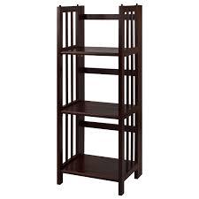Narrow Oak Bookcase by Bookcase 42 Frightening Narrow 3 Shelf Bookcase Image Ideas