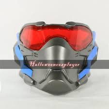 overwatch soldier 76 mask halloween ow soldier 76 cosplay mask
