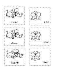 match homophones worksheets homonyms homophones pinterest