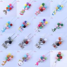 bead necklace charms images Fashion fine jewelry charms pendant necklace handmade diy beaded jpg