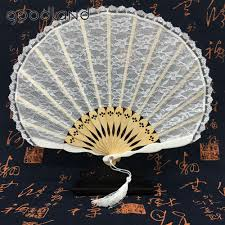 Retro Decorations For Home Compare Prices On Pink Lace Hand Fan Online Shopping Buy Low