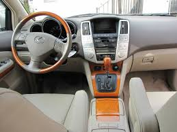 lexus rx interior lexus rx 330 price modifications pictures moibibiki