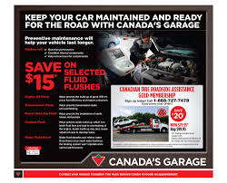 canadian tire weekly flyer weekly back to it aug 14 u2013 20