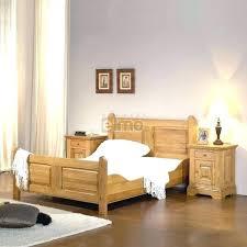 chambre pour adulte lit contemporain bois massif chambre a coucher contemporaine bois