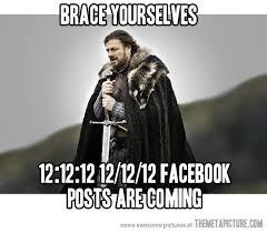 Brace Yourself Meme - brace yourself the meta picture
