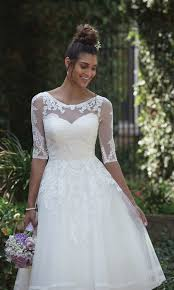 tea length wedding dresses uk 4000 wedding dress sincerity bridal summer 2018