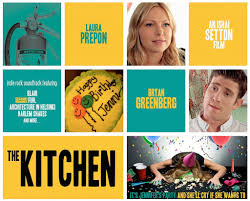 The Kitchen Show Cast by Home Laura Prepon