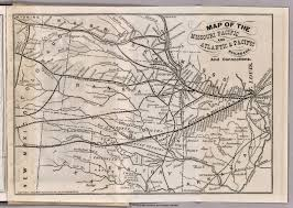 Mizzou Campus Map Johnson County And Western Missouri History 1864 Warrensburg