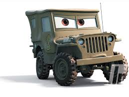 cars characters most recognizable jeeps from film and tv