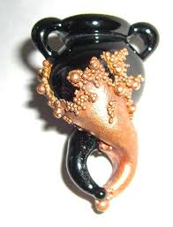 electroforming copper vickie hallmark jewelry design