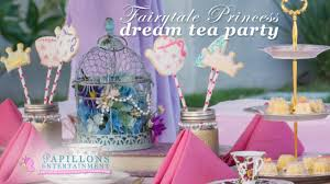 Tea Party Table by Princess Tea Party Ideas With Princess Characters Rapunzel