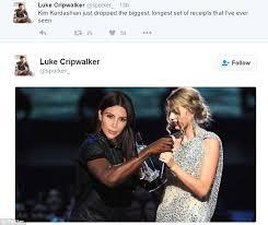 Kardashian Memes - kim kardashian s exposing of taylor swift causes twitter explosion
