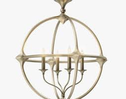 Chandelier Game 3d Model Currey And Company Saltwater Orb Chandelier Vr Ar Low