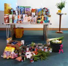 harvest thanksgiving service st paul u0027s church oadby