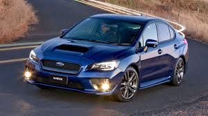 subaru viziv 2016 the subaru viziv performance is a next gen wrx muscle fest
