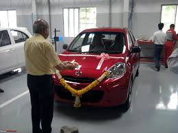 nissan micra active images heart vs head nissan micra or maruti ritz update booked the