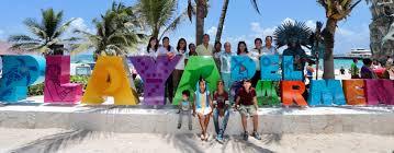 new playa del carmen sign highlights founders park u2013 riviera maya news