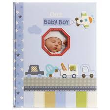 baby keepsake book stepping stones our baby boy memory book shopko