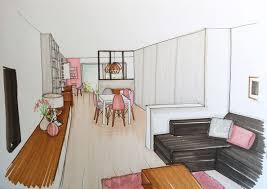 dessin en perspective d une chambre beautiful chambre en perspective dessin photos antoniogarcia info