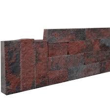 gerwing steinwerke gmbh classic bruchstein palisaden 50 x 15 x