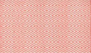 diamond coral rug rugs darlings of chelsea