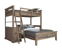 Bunk Beds L Shaped Bryon L Shaped Bunk Bed With 4 Drawer