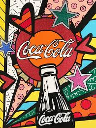 romero britto coca cola suite by romero britto art supermarket artsy