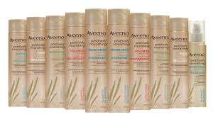aveeno positively nourishing hair care collection review