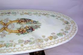 Marble Table Tops For Sale by Faux Marble With Decorative Top Coffee Table For Sale Antiques