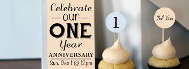 one year anniversary bel viso