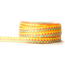 patterned ribbon may arts patterned ribbon