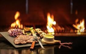 cuisine au barbecue t bone steak grillé au barbecue picture of sur le grill tangier