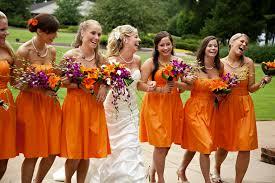 purple and orange wedding dress wedding ideas weddingful