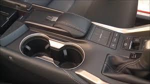 lexus nx hybrid fuel tank capacity 2017 lexus nx 300h interior youtube