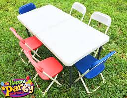 table and chair rentals miami tables and chair rentals happy party rental miami