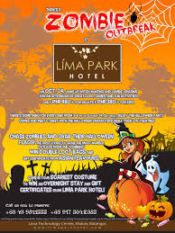 a spooktacular halloween party at lima park hotel mommy