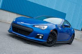 subaru sports car brz 2015 2015 subaru brz aozora edition review ecolodriver